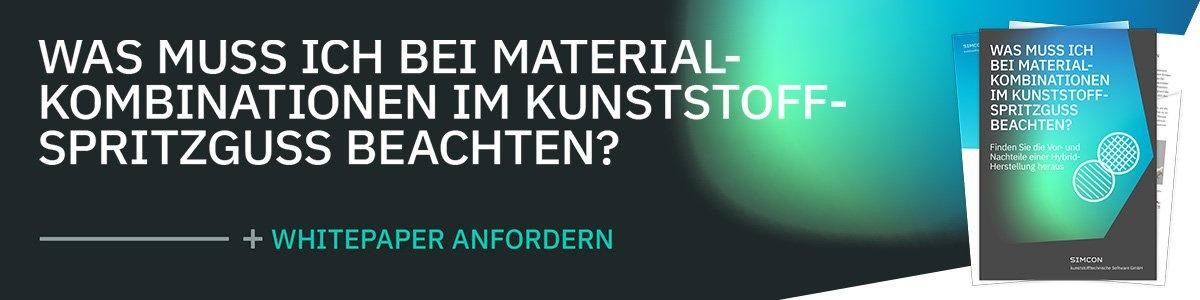 Materialkombinationen Kunstsstoff Spritzguss