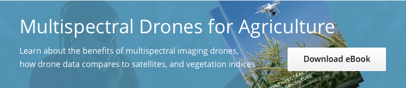 Multispectral Imaging Drone eBook