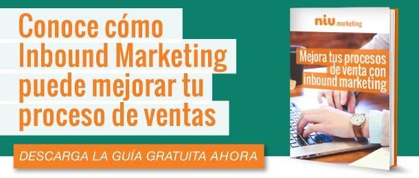 Mejorar procesos de venta con inbound marketing