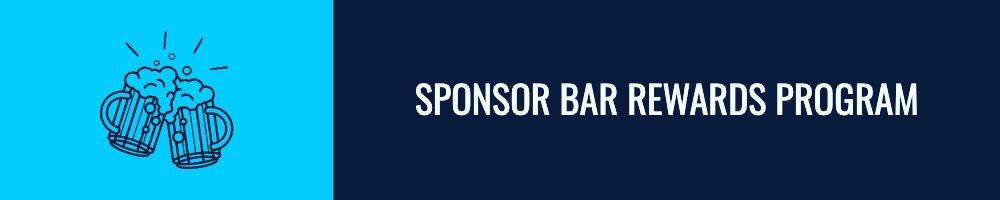 FXA Sports - SPONSOR BAR REWARDS