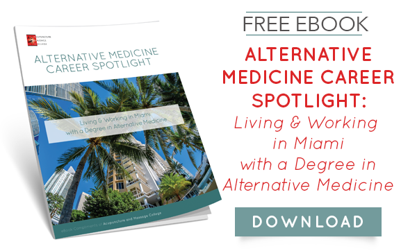 Career in alternative medicine - Spotlight