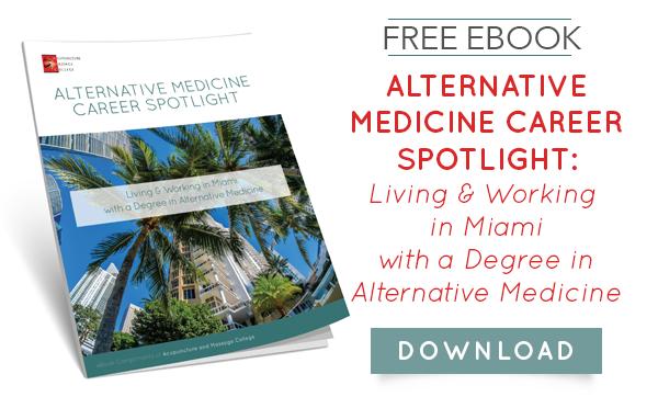 Career in alternative medicine - Spotlight
