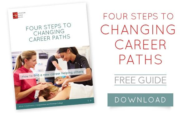 Four Steps to Changing Career Paths