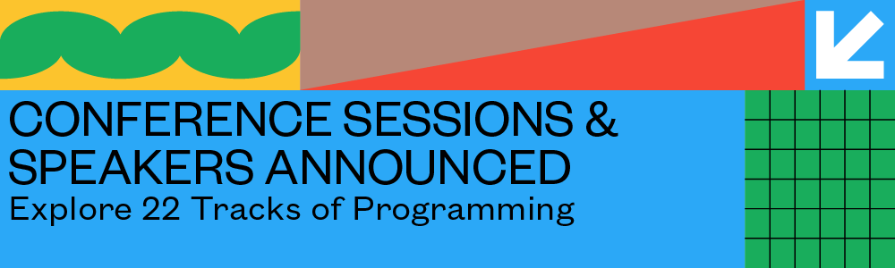 Explore 22 Tracks of Programming