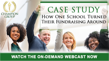 Webinar: How One School Turned Their Fundraising Around