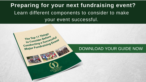 Top 11 Things to Consider Before Conducting a Successful Fundraising Event