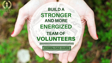Download Now: Volunteer eBook