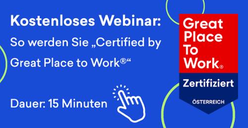 Let's get certified Webinar
