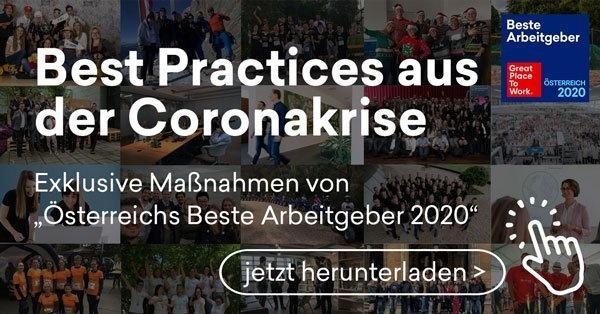 best practices coronakrise