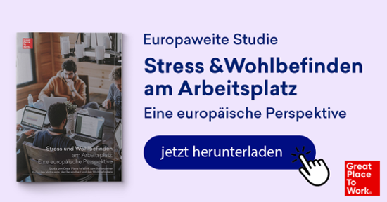 Stress & Wohlbefinden Studie CTA