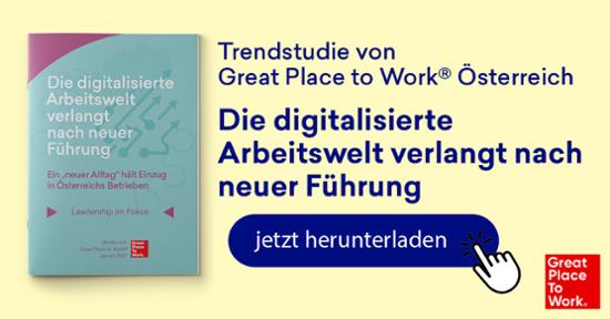 CTA Die digitalisierte Arbeitswelt verlangt nach neuer Führung