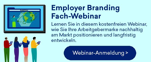 Employer Branding Fach-Webinar