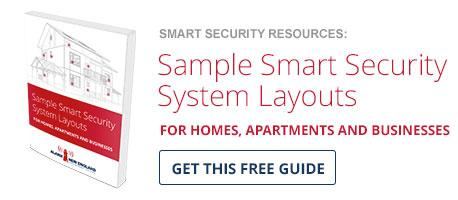 Sample Smart Security System Layouts