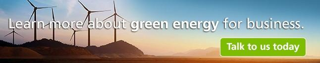 Learn more about green energy for business. Talk to us today.