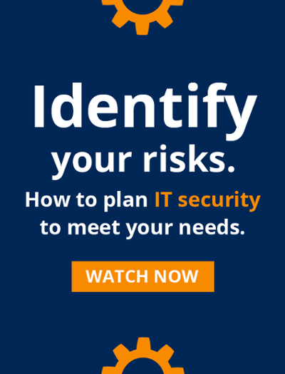 Watch our webinar on how to plan an IT security strategy to meet your organization's needs.