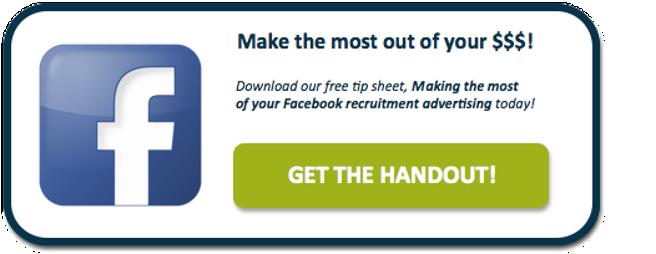Facebook recruitment marketing