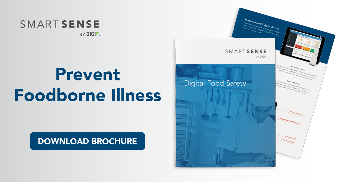 foodborne illness brochure