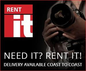 Vistek Rentals Department