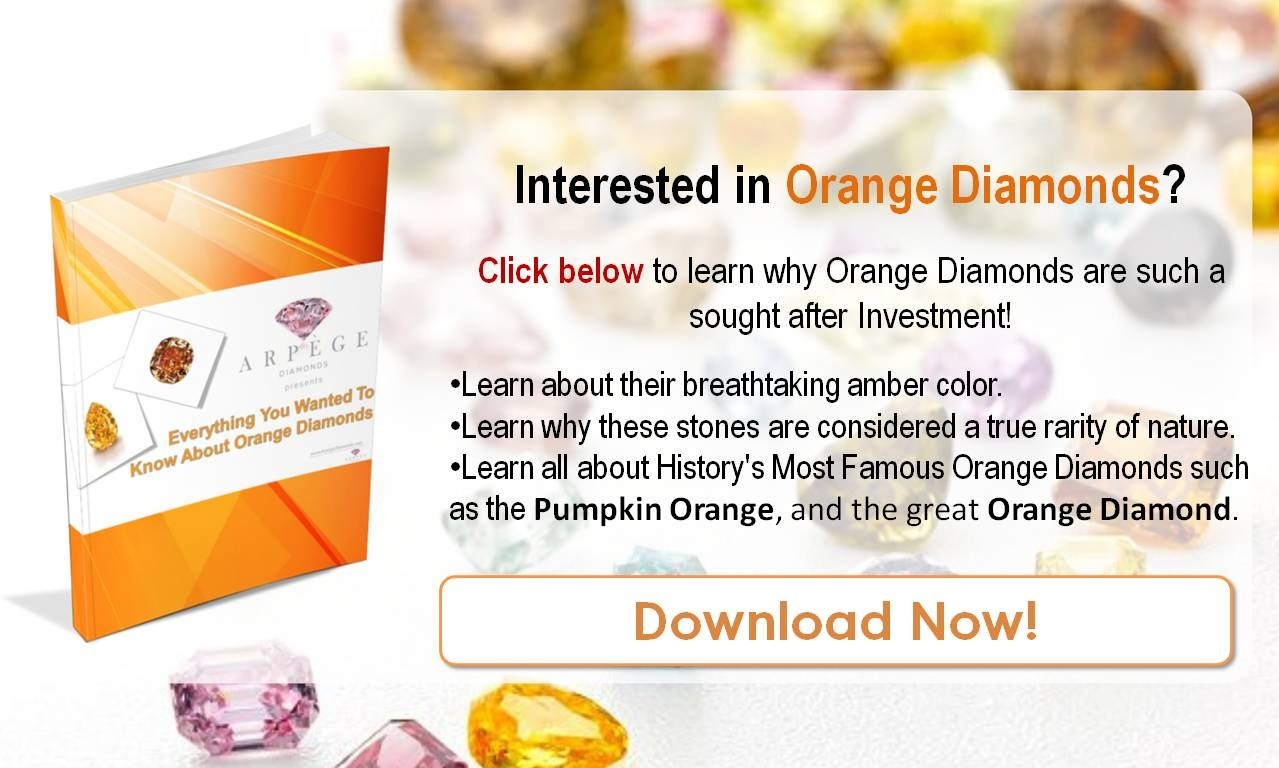 Orange Diamonds CTA