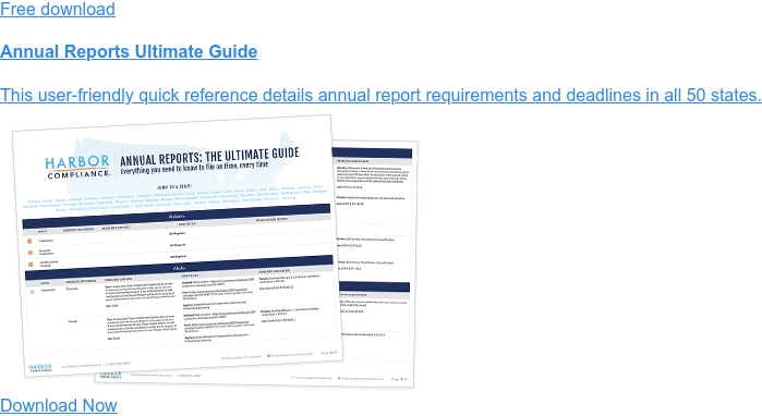 Download our Annual Reports Ultimate Guide