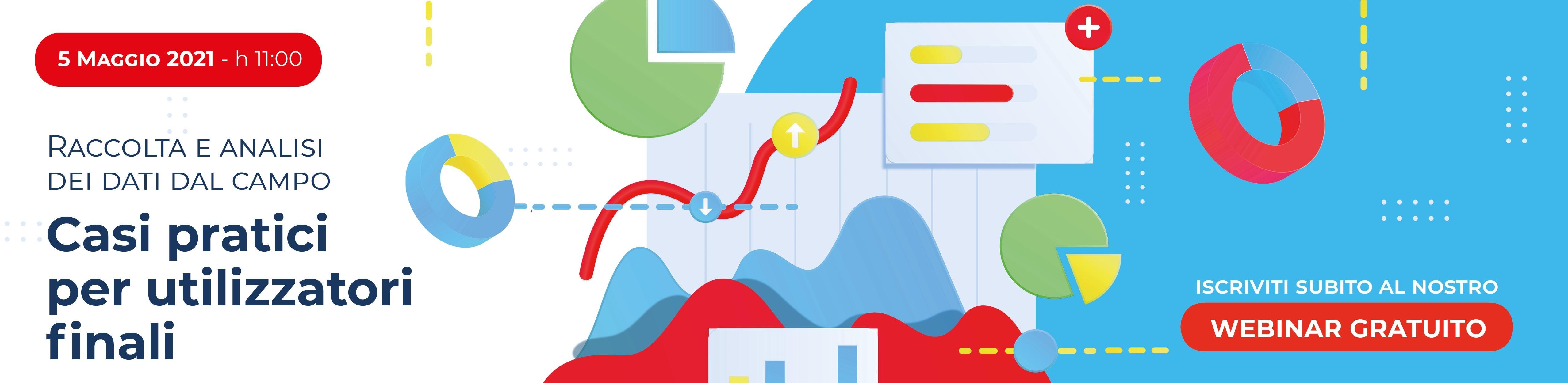 Webinar #3 Raccolta e analisi dei dati per il settore manifatturiero
