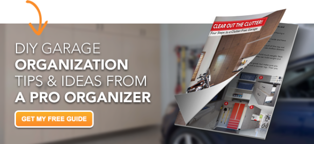 Clear Out the Clutter Garage
