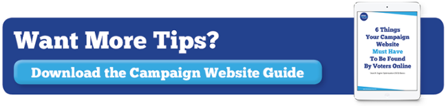 SEO Guide for Political Candidate Download