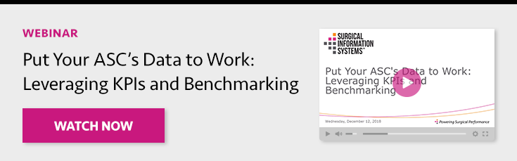 Leveraging KPIs and Benchmarking