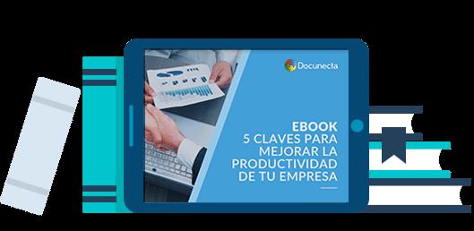 eBook 5 claves para mejorar la productividad de tu empresa