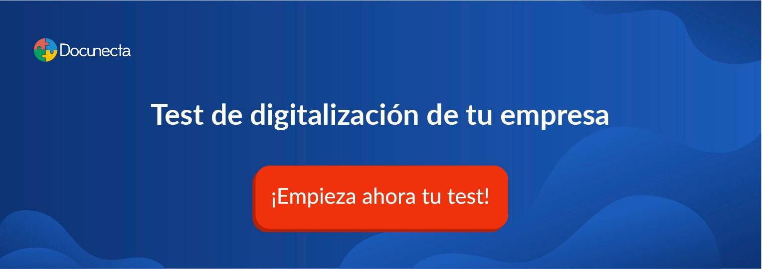 Test Digitalización