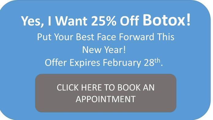 25% off botox