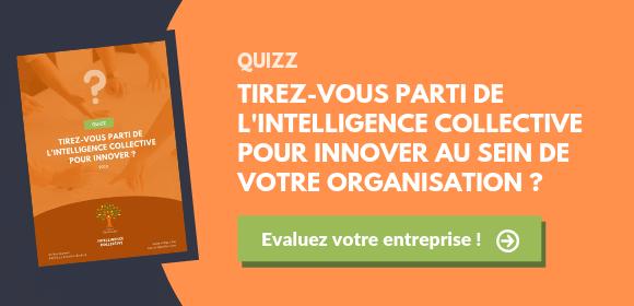 Quizz : tirez-vous parti de l'intelligence collective pour innover au sein de votre organisation ?