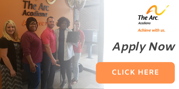 Apply Now | Arc of Acadiana