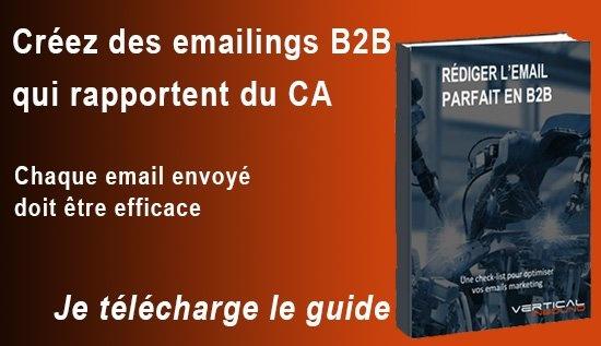Envoyez des emails marketing efficaces et vendeurs