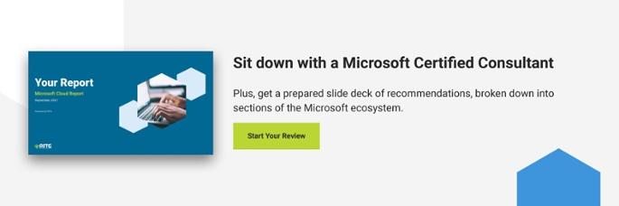 Microsoft cloud review