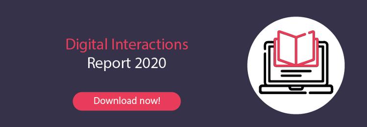 Digital Interactions Report 2020