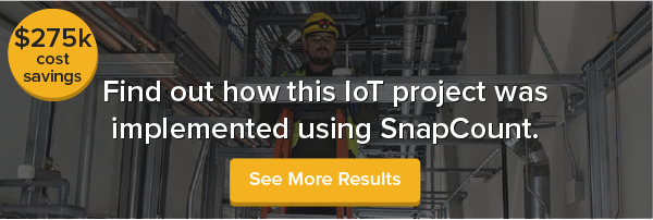 IoEnergy- SnapCount - IoT Project - Retrofit Case Study