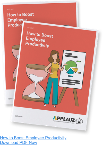 Discover the best ways to boost employee productivity - Download PDF Guide