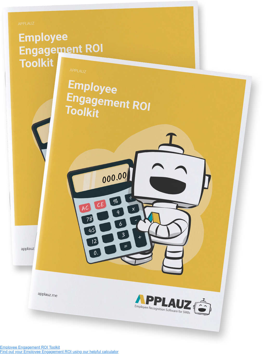 Employee Engagement ROI Toolkit  Find out your Employee Engagement ROI using our helpful calculator