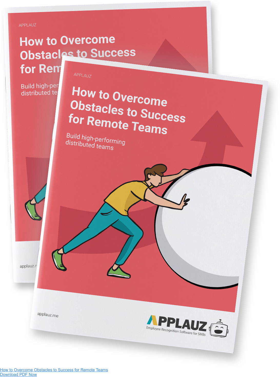 How to Overcome Obstacles to Success for Remote Teams - Download PDF Guide