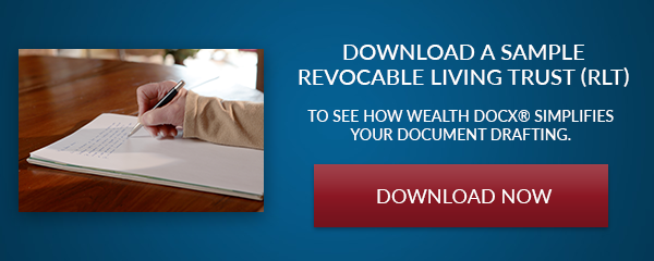 Free Revocable Trust Sample