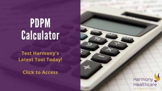PDPM Calculator