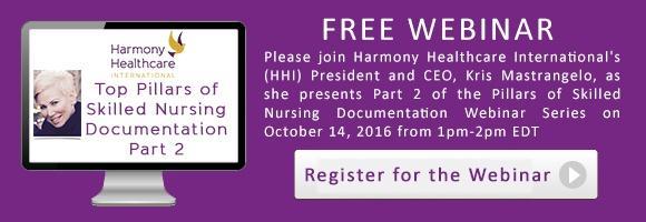 Free Webinar - Nursing Documentation
