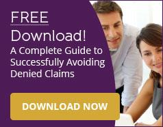 Free Download! A Complete Guide to Successfully Avoiding Denied Claims