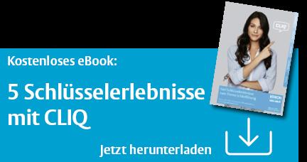 """Kostenloses eBook """"5 Schlüsselerlebnisse zum Thema Schließlösung"""" jetzt herunterladen"""