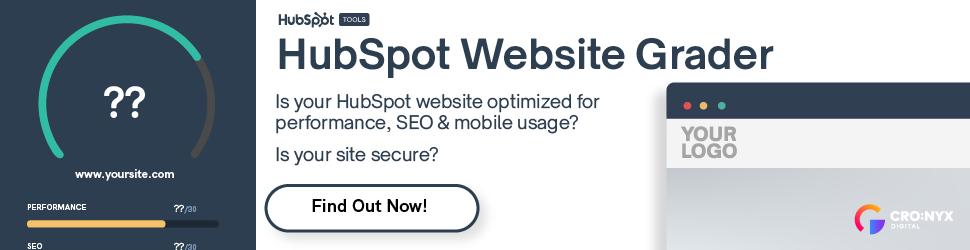 HubSpot Website Audit Tool