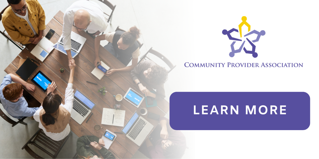 Community Provider Association Learn More
