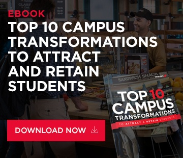 Top 10 Campus Transformations
