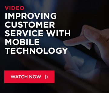 Improving Customer Service with Mobile Technology