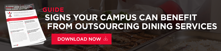 Guide: Signs Your Campus Can Benefit from Outsourcing Dining Services